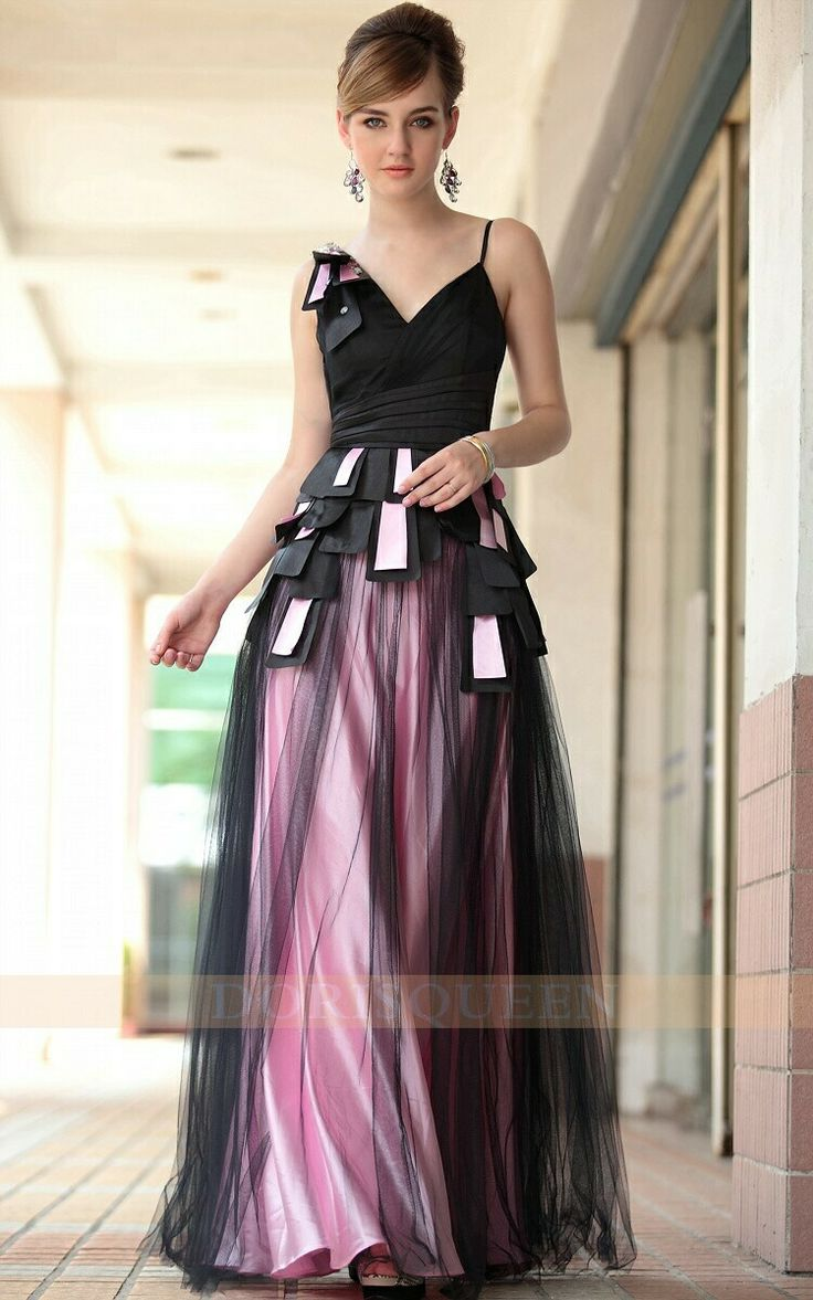 17 Best images about Barcelona series elegant long prom dresses ...