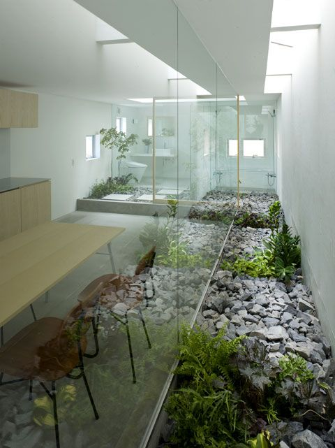 House in Nagoya by Suppose Design