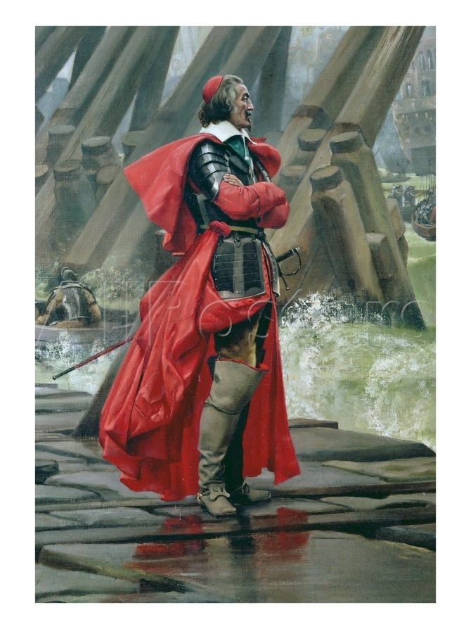 cardinal richelieu painting - Google Search | Fantasy and ...