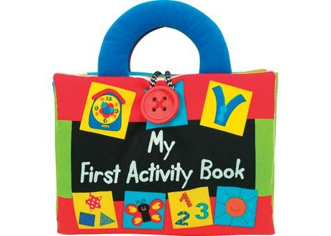 Read n Play - My First Activity Book