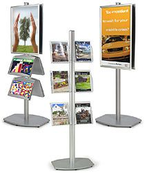 Sidewalk signs great for advertising business and drawing customers