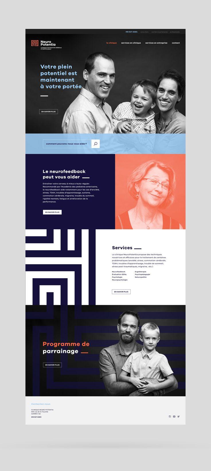 Agence de communication, marketing et web à Québec IMÉDIA firme créative - NeuroPotentia