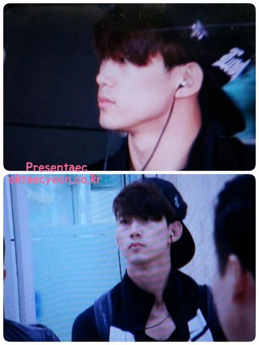 140929 GMP airport back from Japan