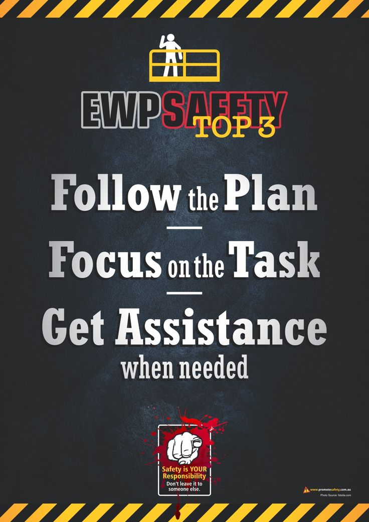 18 best work project images on pinterest health the office and the majority of workplace incidents related to elevating work platforms ewp involve one or more of these three issues not following the work plan fandeluxe Images