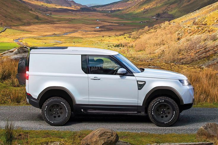 New Land Rover Defender edges closer to production as cold weather testing commences All-new Defender will be the most high-tech Land Rover yet, have exceptional off-road ability and be sold as a premium 4x4