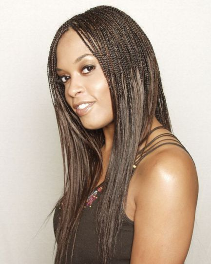Micro braids hairstyles for black women, micro braids styles for black women, micro braided hairstyles for black women, micro braided styles for black women
