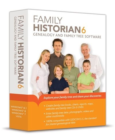 Family Historian 6.1 Has Been Released - Genealogy & History News