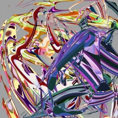 "Saatchi Art Artist Maskarada Time; New Media, ""Tetrismetris"" #art"