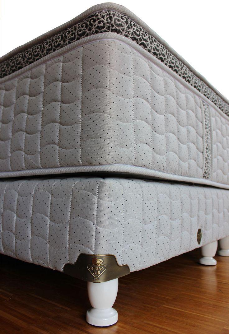 die besten 25 boxspring matratze ideen auf pinterest matratze f r boxspringbett. Black Bedroom Furniture Sets. Home Design Ideas