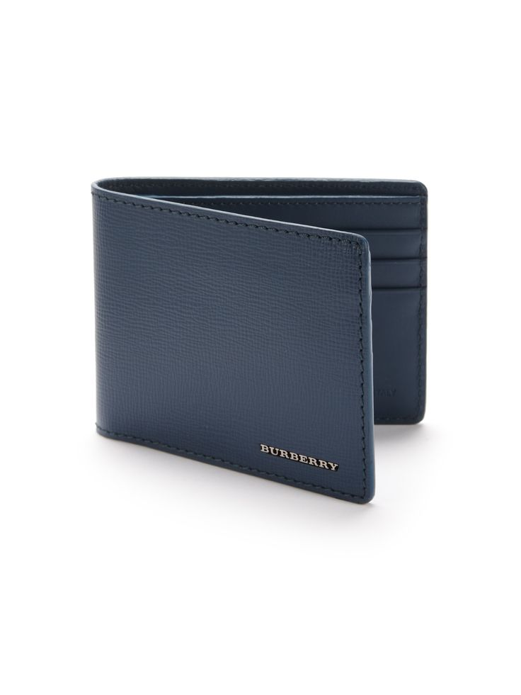 BURBERRY Billfold Wallet. #burberry #all
