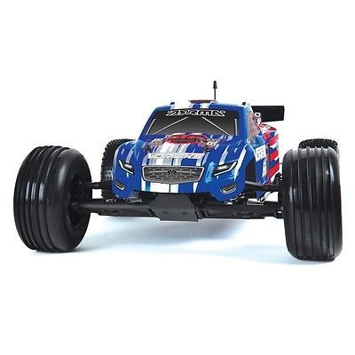 ﹩478.00. ARRMA Vorteks 2WD BLS 1/10 ELECTRIC BRUSHLESS Truck RTR RC OFF ROAD Truck BLUE   Scale - 1:10, Fuel Source - ELECTRIC,