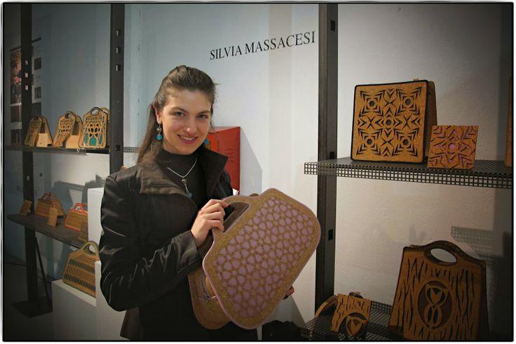 Silvia Massacesi  @WhiteTRadeShow Milan