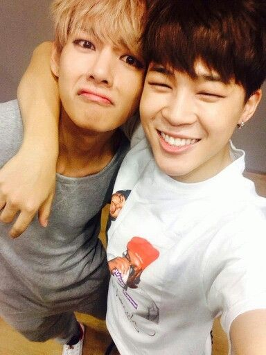 BTS VMin how can you guys be so cuuuute
