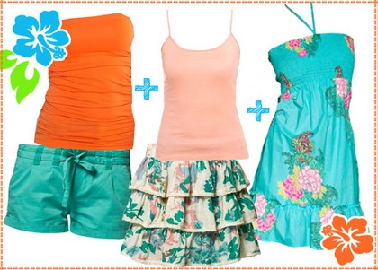 3x vakantie-outfit onder €50,-