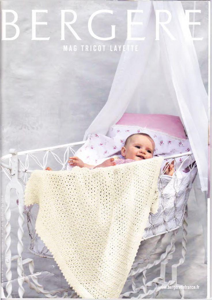 Mag tricot layette n°156 de Nese Ergun - issuu