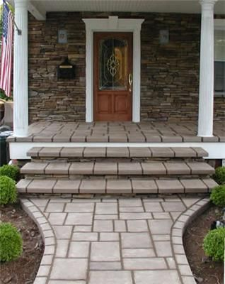 19 Best Paver Entryways Images On Pinterest Door Entry Outdoor