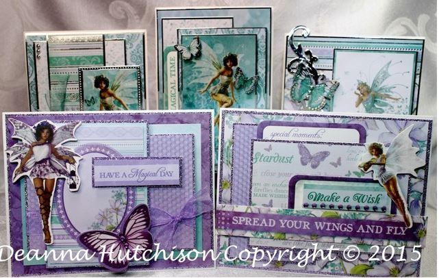 Fairy Dust Cards