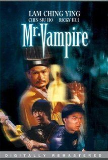 """""""Mr. Vampire""""  Now that's what I call a vampire film"""