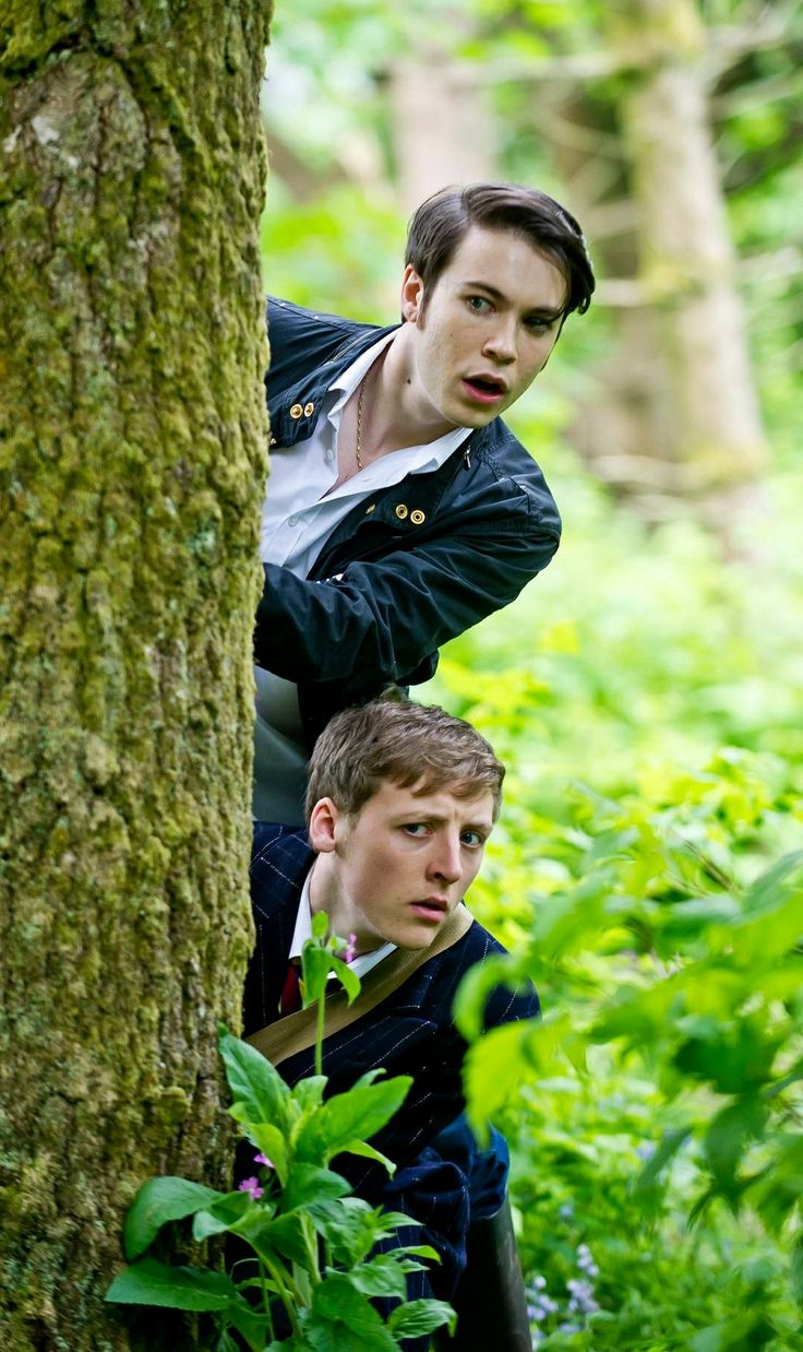 Barry and Darren from Waterloo Rd