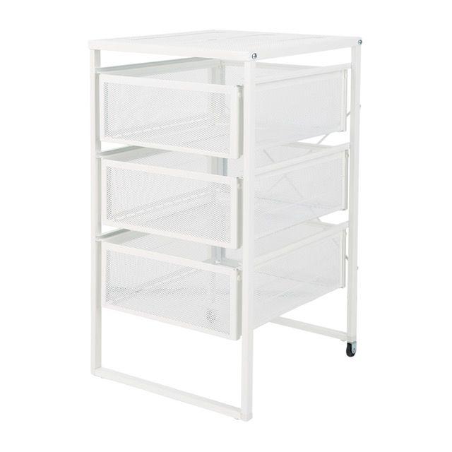 Jual Ikea Lennart Unit Laci Putih Dekoruma Com Ikea