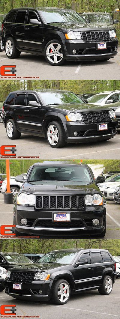 SUVs: 2010 Jeep Grand Cherokee Grand Cherokee Srt-8 Suv Rt8 Hemi Awd -> BUY IT NOW ONLY: $27995 on eBay!