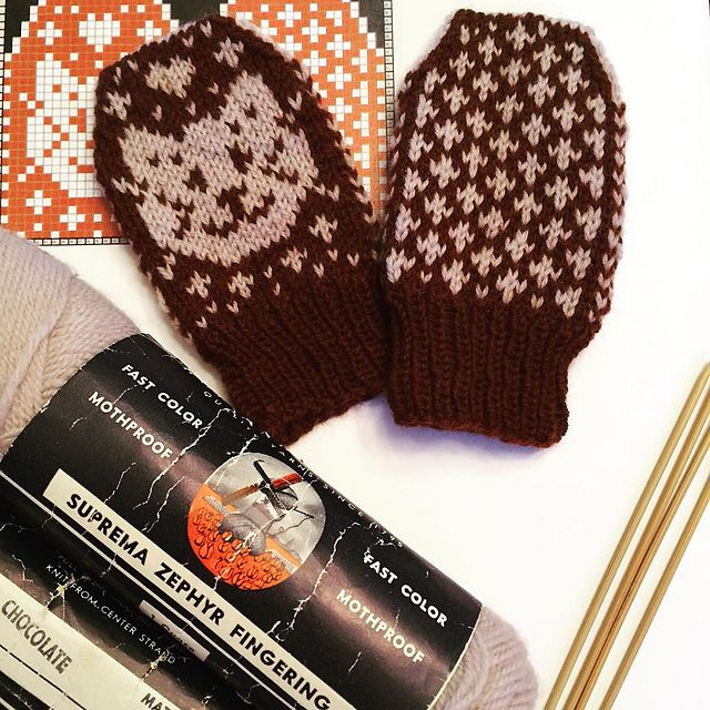 Ravelry: CarolH234's Mittens for Kittens