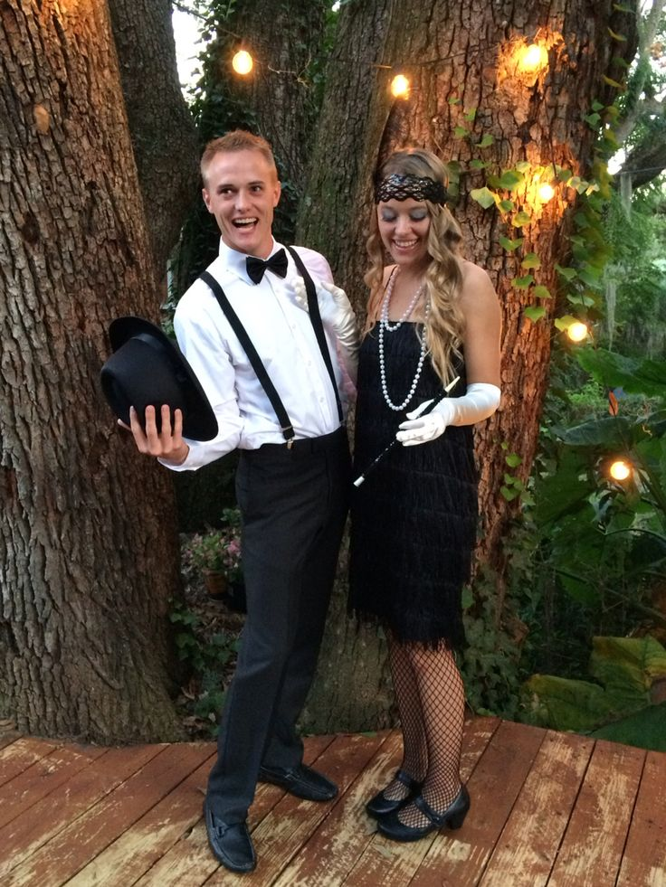 20's Halloween Costume Gatsby / Daisy / twenties / flapper / gangster / 1920's / DIY / fringe/ ideas / prohibition / roaring 20s