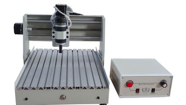Desktop CNC Router Engraver Drilling/Milling Engraving Machine 3040T