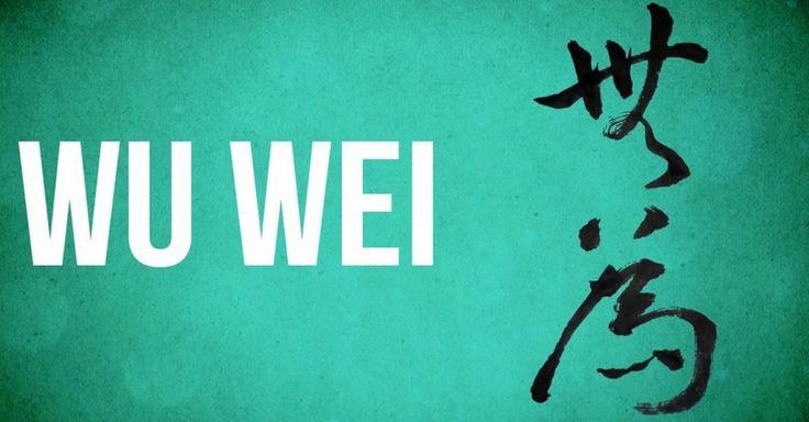 5 tajemství Wu Wei, taoistického principu jednoduchého úsilí