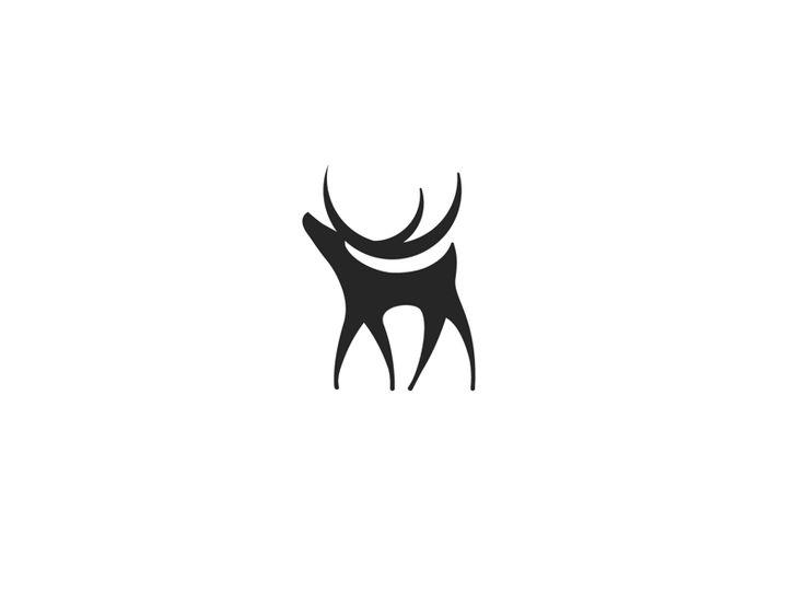 Deer Logo by Olivia Hadley