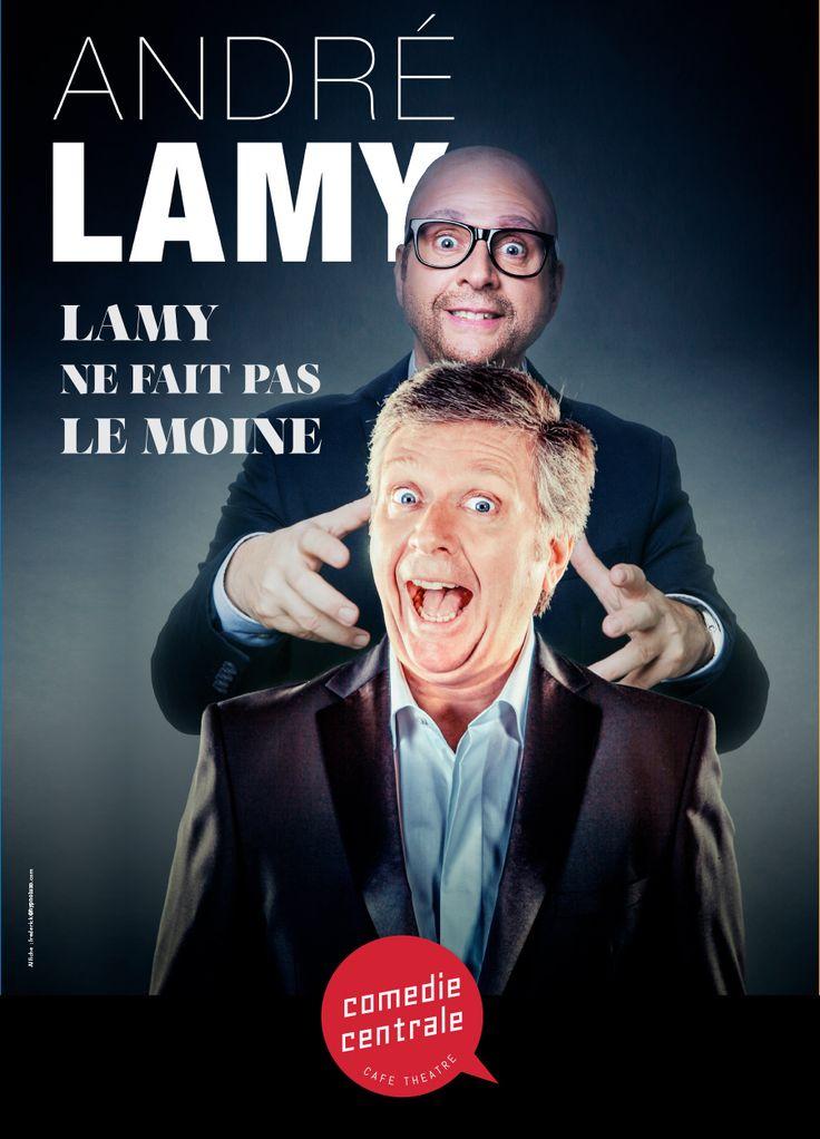 Lamy ne fait pas le moine - André Lamy