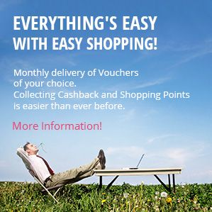 Everything's Easy - with Easy Shopping! www.mylyconet.com/lyconet