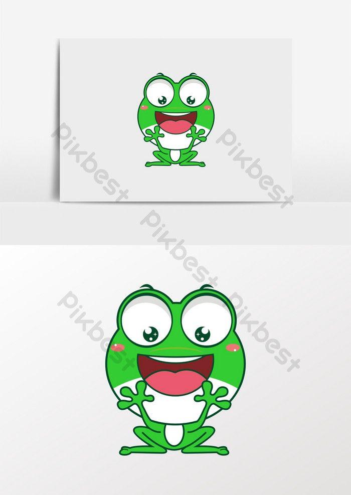 الكرتون صورة كبيرة الفم الضفدع صور Png Cdr تحميل مجاني Pikbest Frog Art Frog Art