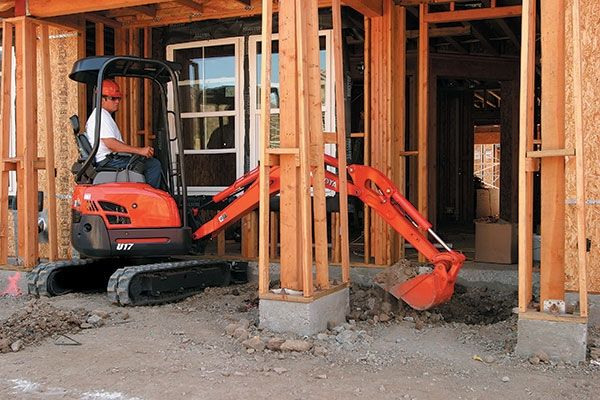 Kubota prides itself on manufacturing heavy equipment with your safety in mind. While all Kubota excavators have built-in safety features, there are many precautions and safety considerations that operators can use to ensure their safety and the safety of those around them. #kubota #heavyequipment
