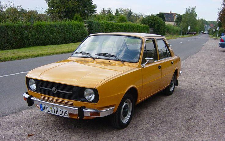 Škoda 105 - 1976-1990