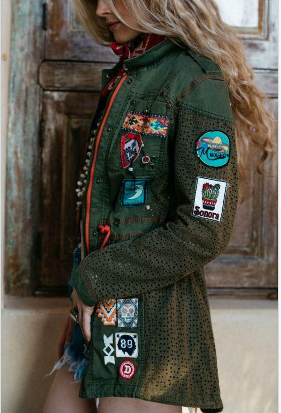 Double D Ranch Spring 2016 Highland Traveler Jacket  http://www.cowgirlkim.com/double-d-ranch-spring-2016-highland-traveler-jacket.html
