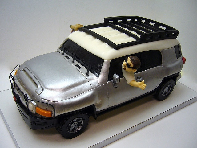 53 best Toyota Cakes images on Pinterest Toyota Birthday cakes