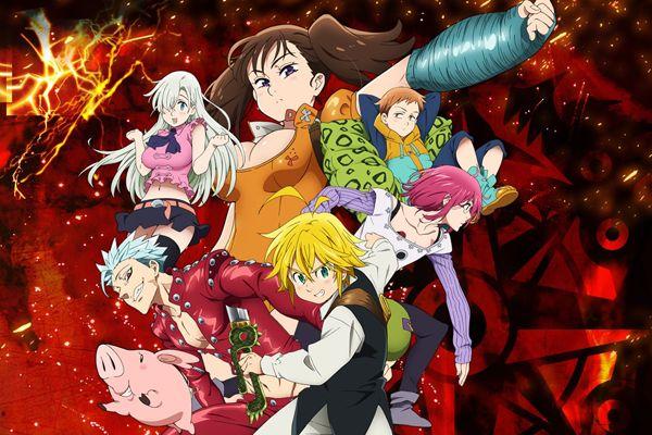 Discover Nanatsu no Taizai on kawaiism.org - Anime, manga, videogames and figures database! Search for your favorite stuff, read news and articles.