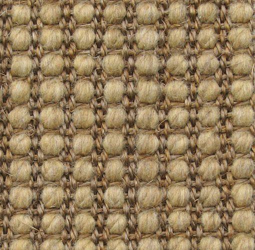 Trigano, een wollen en sisal tapijt. Een comfortabele vloer met een eigen uitstraling.