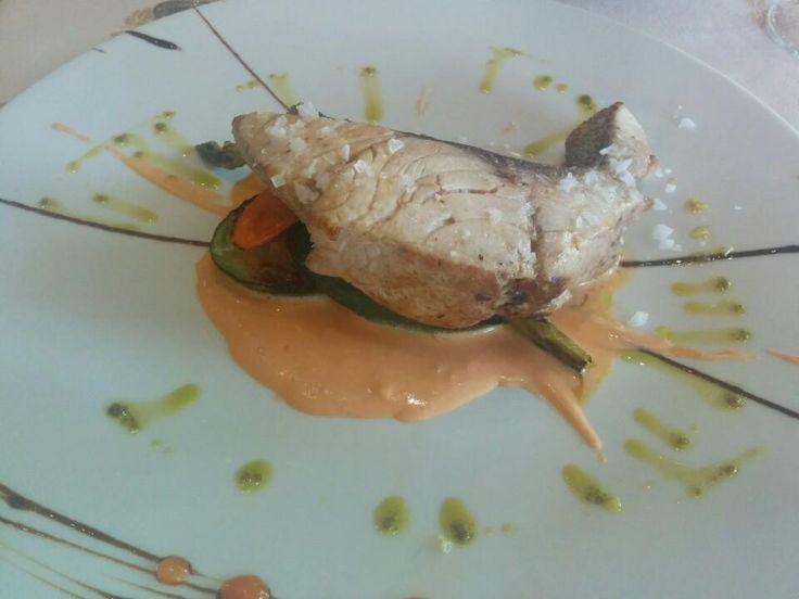 Hora de comer... @la_estacada en Tarancon .. (@ Bodega Finca la Estacada in Tarancón, CM) https://www.swarmapp.com/c/dKTI4HYKCDa