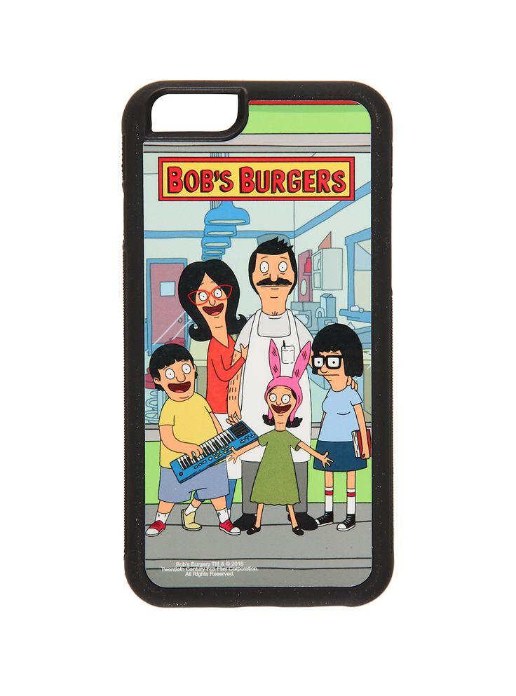 Bob's Burgers Belcher Family iPhone 6 Case