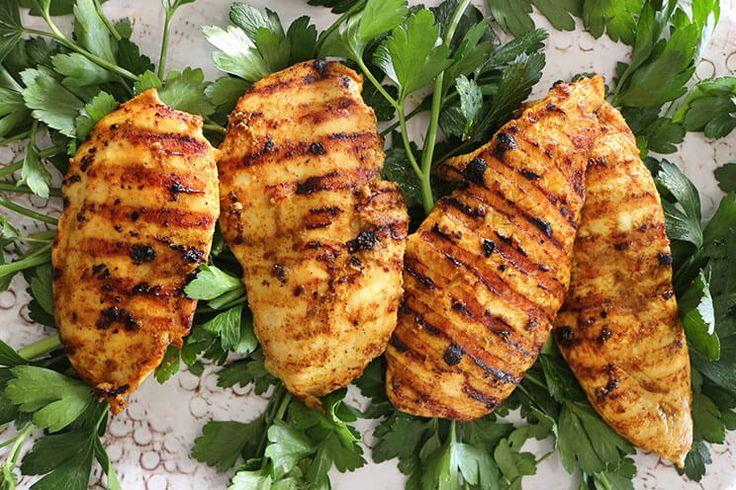Easy Tandoori Chicken Recipe with a Coconut Marinade