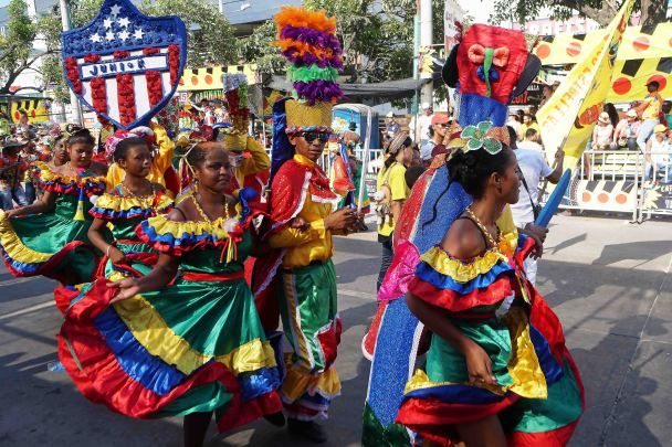 Bring your dancing feet and admire the beautiful costumes at a Carnaval parade. Carnaval is not to be confused with a carnival. Carnaval is a festive tradition in the days preceeding Lent. Baranquilla Colombia is the world's 2nd largest place to celebrate Carnaval. GET LOST & BE FOUND - travel South America