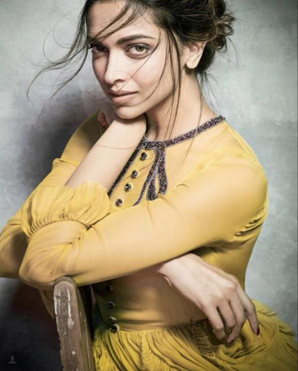Deepika Padukone for Femina March 2016