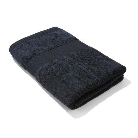 Egyptian Cotton Bath Sheet - Black