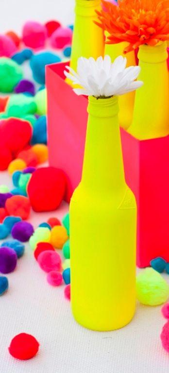 Decoracion Quincea?ero Neon ~ M?s de 1000 ideas sobre Fiesta Neon en Pinterest  Fiesta De Ne?n
