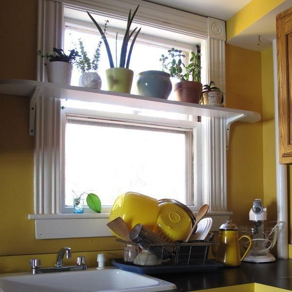 Best 25+ Shelf above window ideas on Pinterest | Shelf ...
