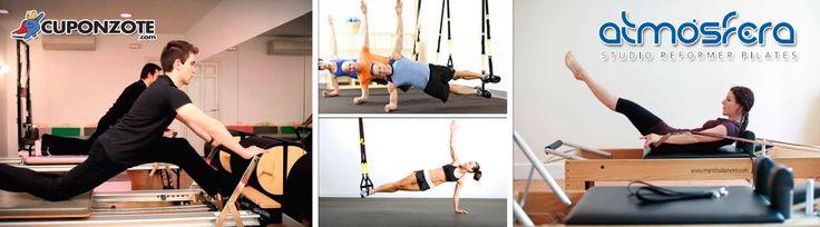 ¡Obtén un cuerpo sano! 8 sesiones de Pilates por $475 | Agenda tu cita: (55) 5523-1450 | Pide tu Cuponzote: http://bit.ly/1TDBS3J