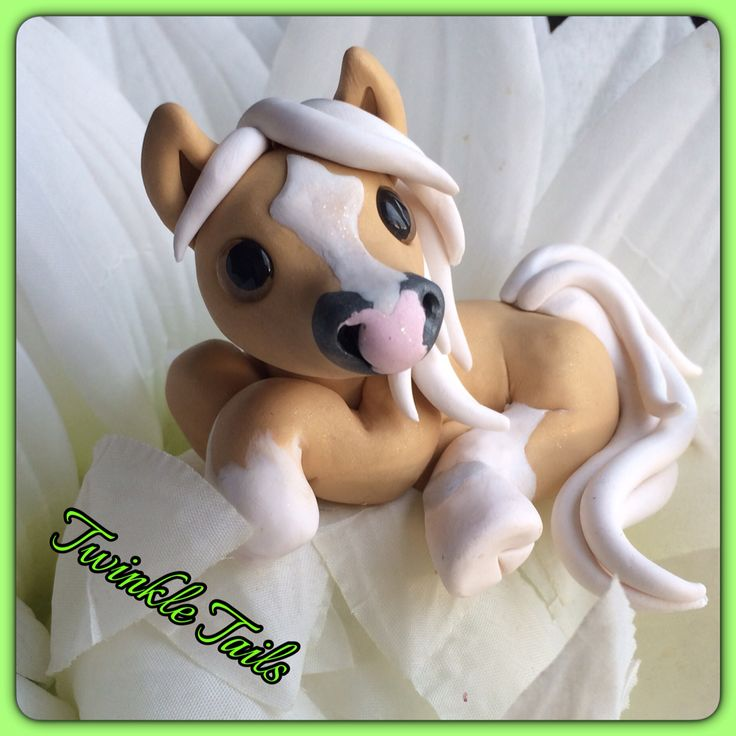 Buttercup the palomino! www.etsy.com/shop/TwinkleTailsGallery www.facebook.com/TwinkleTails