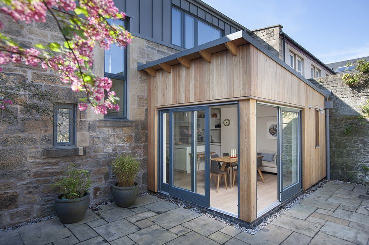 Helen Lucas Architects Edinburgh | project | garden room architect scotland | materials and detailing